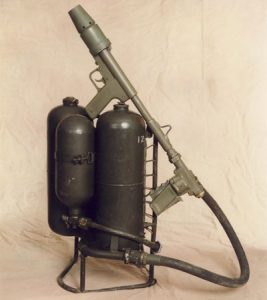 US M2A1-2 Flamethrower